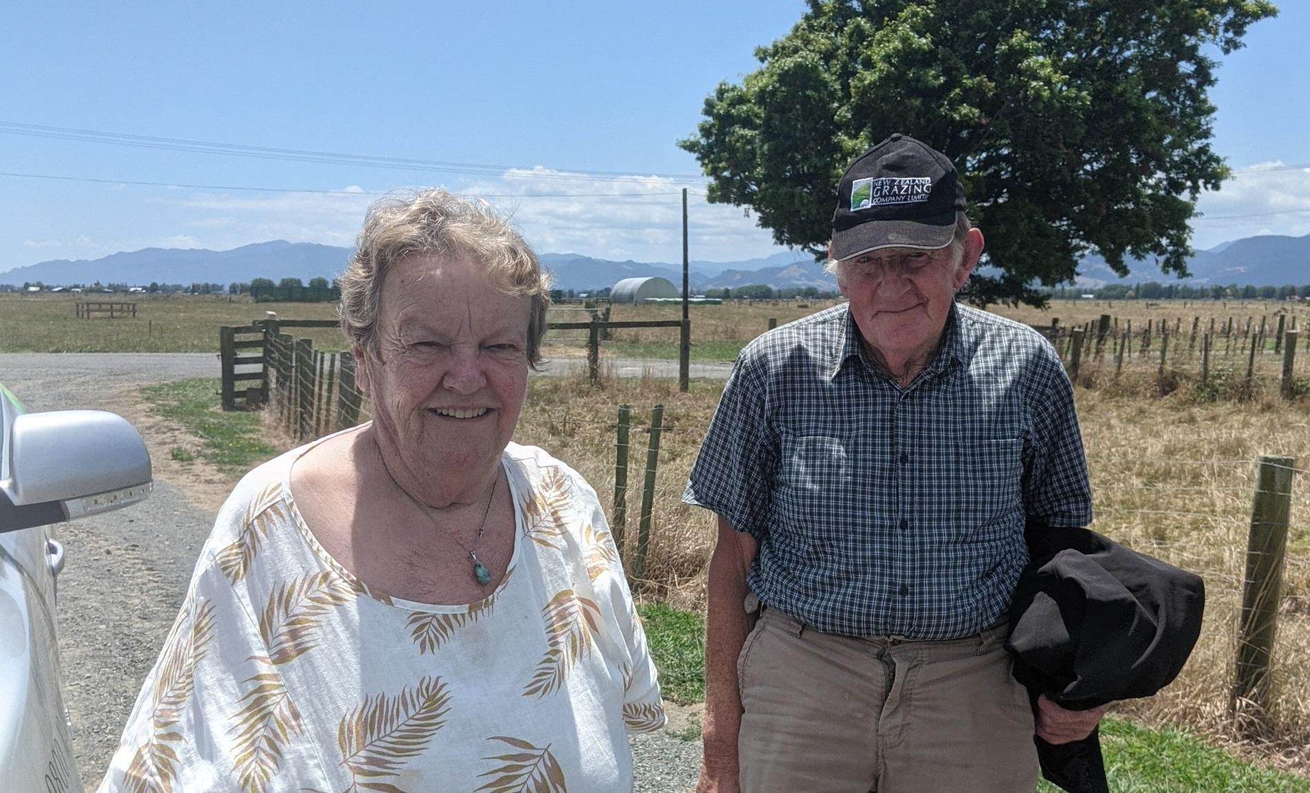 John and Margaret Halden